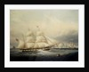 The barque 'Koh-i-noor' (1852) by John Scott