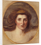 Lady Emma Hamilton as Cassandra, (1765-1815) by after George Romney