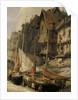 Port Scene by Louis Gabriel Eug