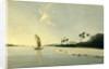 View of part of the Island of Ulietea [Raiatea] by William Hodges
