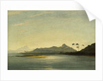 View of the island of Otaha and Bola Bola with part of the island of Ulietea by William Hodges