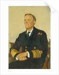 Admiral Sir Charles Madden (1906-2001) by John Stanton Ward