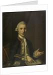 Captain Thomas Baillie (d.1802) by Nathaniel Hone the Elder