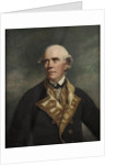 Captain the Honourable Samuel Barrington (1729-1800) by Joshua Reynolds