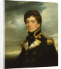 Captain Frederick William Beechey (1796-1856) by George Duncan Beechey