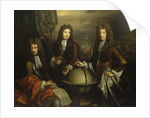 John Benbow (1653-1702), Sir Ralph Delavalle (circa 1645-1707) and Thomas Phillips (circa 1635-1693) by Thomas Murray