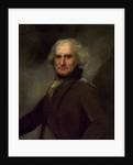 Admiral Alexander Hood, 1st Viscount Bridport (1727-1814) by Lemuel Francis Abbott