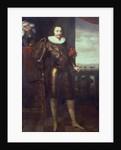 George Villiers, 1st Duke of Buckingham (1592-1628) by Daniel Mytens the Elder