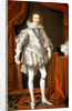 George Villiers, 1st Duke of Buckingham (1592-1628) by Daniel Mytens the Elder