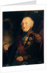 Vice-Admiral Sir Charles Bullen (1769-1853) by A. Grant