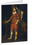 Charles I (1600-1649) by Daniel Mytens the Elder