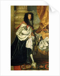 Charles II (1630-1685) by Peter Lely