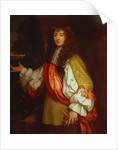 Sir John Chichley (circa 1640-1691) by Jacob Huysmans