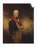 Admiral the Honourable Sir Alexander Cochrane (1758-1832) by William Beechey