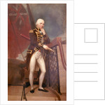 Rear-Admiral Cuthbert Collingwood (1748-1810) by Henry Howard