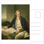 Captain James Cook (1728-1779) by Nathaniel Dance