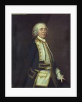 Captain Frederick Cornewall (1706-1788) by British School