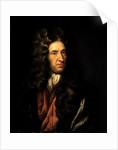 Daniel Defoe (1660-1731) by unknown