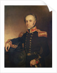 Captain Thomas Dickinson (1786-1854) by Henry William Pickersgill