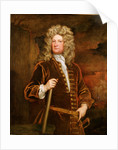 Sir Thomas Dilkes (1667-1707) by Godfrey Kneller