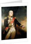 Admiral Sir John Thomas Duckworth (1748-1817) by William Beechey