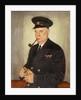 Walter Easton during World War II by Bernard Hailstone