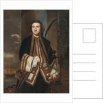 Captain George Edgecumbe (1720-1795) by Joshua Reynolds