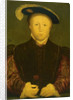 Edward VI (1537-1553) by Hans Holbein