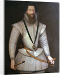 Robert Devereux, 2nd Earl of Essex (1567-1601) by Marcus Gheeraerts the Younger