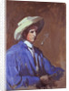 Herbert Barnard John Everett (self-portrait) by John Everett