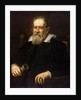 Galileo Galilei (1564-1642) by Justus Sustermans