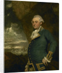 Captain John Gell (1740-1805) by Joshua Reynolds