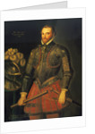 Sir Richard Grenville (1541?-1591) by British School