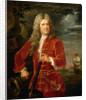 Admiral Nicholas Haddock (1686-1746) by British School
