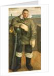 Lieutenant Commander Harry John Hall by William Dennis Dring
