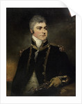 Captain Sir Charles Hamilton by William Beechey