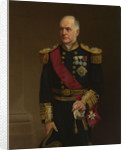 Portrait of Admiral Sir Richard Vesey Hamilton (1829-1912) by 20th Century British School