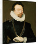 Sir John Hawkins (1532-1595) by unknown