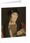 Henry VII (1457-1509) by British School