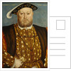 Henry VIII (1491-1547) by unknown