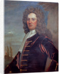 Vice-Admiral Edward Hopson (1671-1728) by Godfrey Kneller