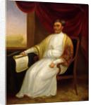 Bomanjee Jamsetjee (1756-1821) by J. Dorman