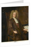 Captain Robert Knox (1642-1720) of the East India Company by P. Trampon