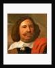 Luitenant-Admiraal Egbert Meussen Kortenaer (circa 1605-1665) by Bartholomeus van der Helst
