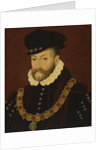 Edward Fiennes de Clinton, 1st Earl of Lincoln (1512-1585) by British School