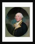Captain William Locker (1731-1800) by Gilbert Stuart