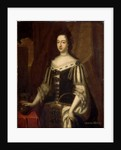 Mary II (1662-1694) by Godfrey Kneller