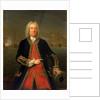 Admiral Thomas Mathews (1676-1751) by Claude Arnulphy
