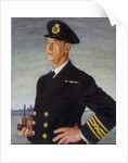 Frank E. Mattocks, Chief Engineer (1889-1965) by Bernard Hailstone
