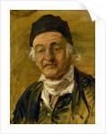 Commodore' Samuel Wilkes, a Greenwich Pensioner by John Burnet